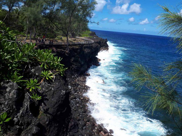 Le Cap Méchant à LA Réunion