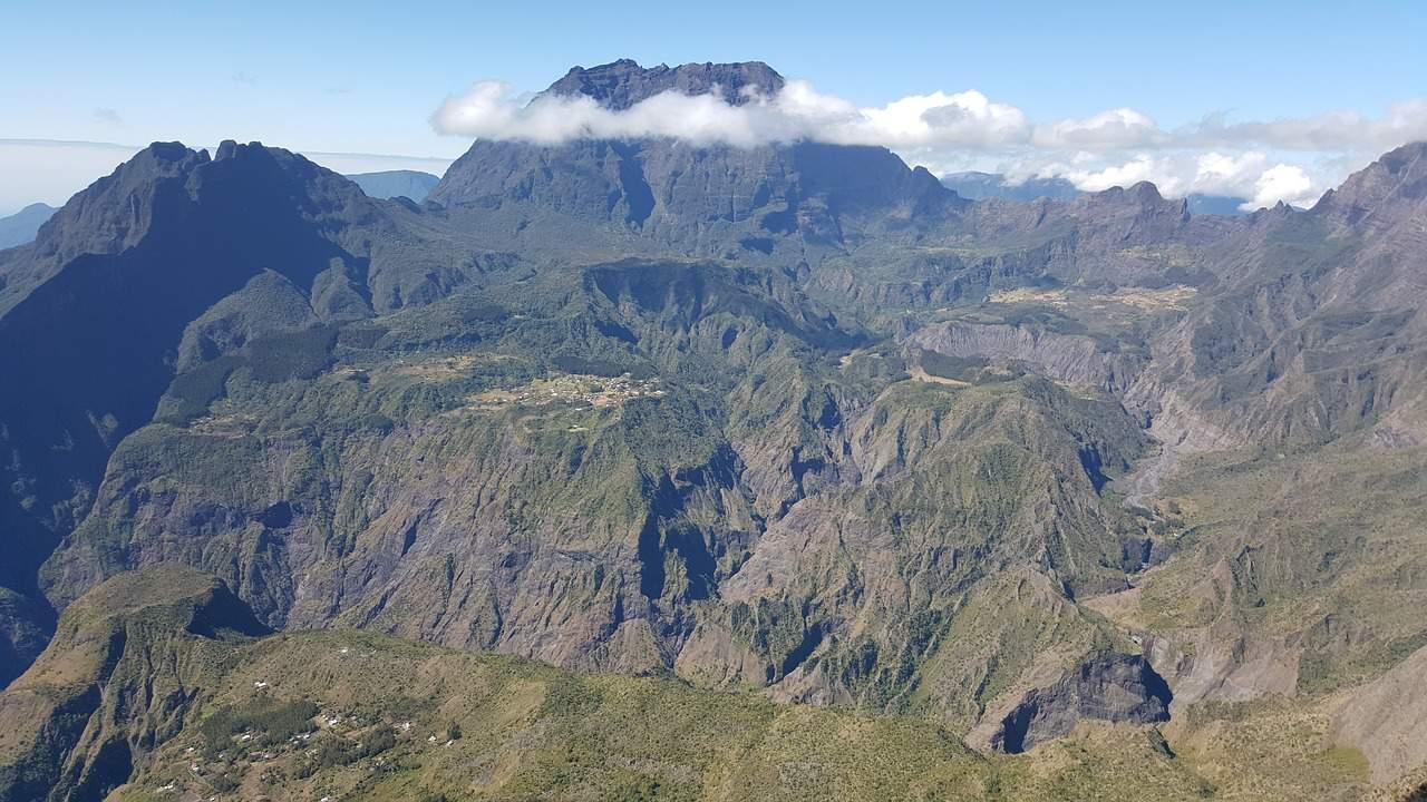 Le cirque de Mafate à la Réunion | vacances réunion COVID-19