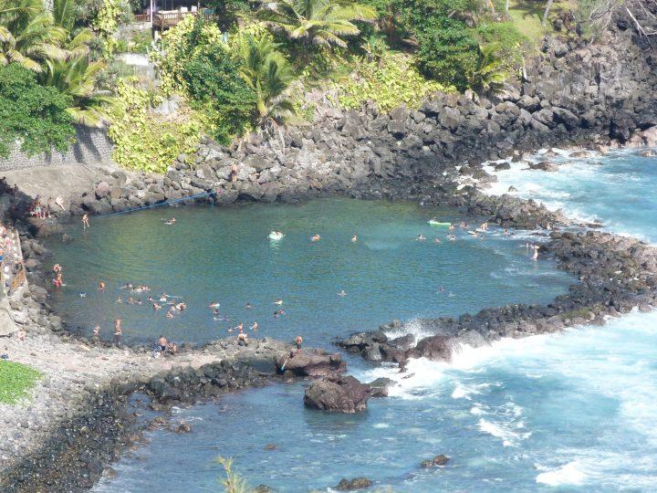 Le bassin de Manapany- Les autres plages de la Réunion