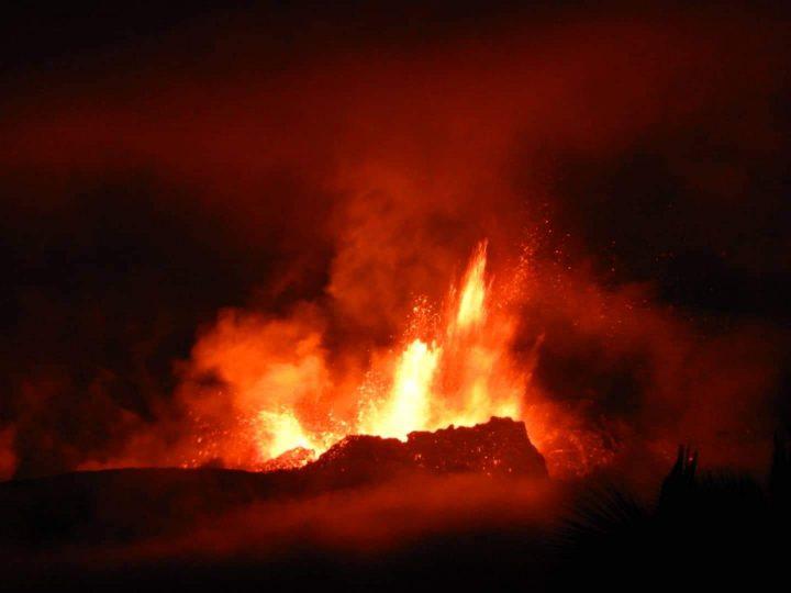 Éruption du Piton de la Fournaise