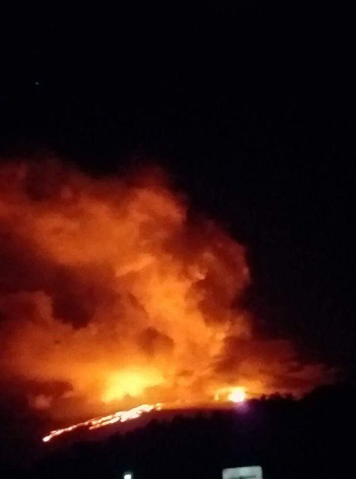 Le volcan de la Réunion