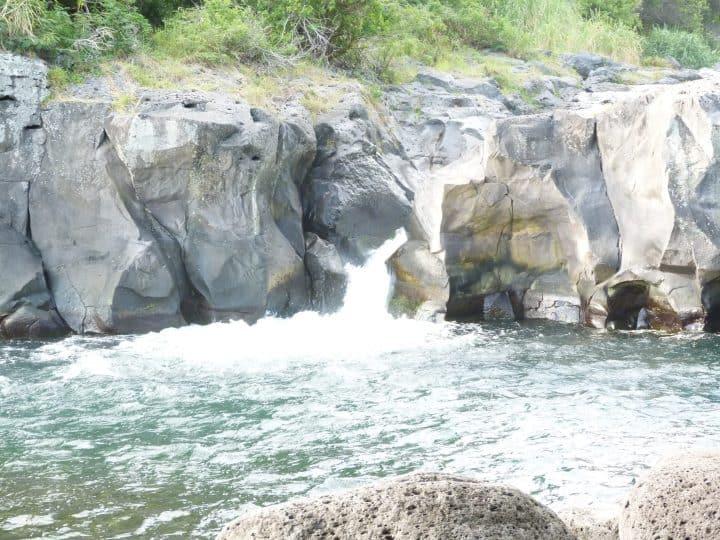 Les activités aquatiques se pratiquent aussi dans les rivières de la Réunion
