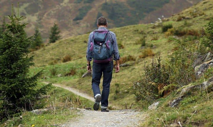 La randonnée à la Réunion