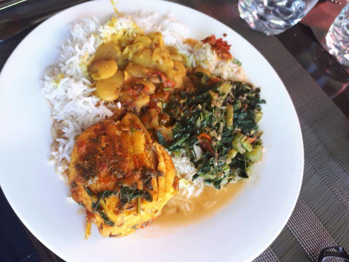 la cuisine traditionnelle créole