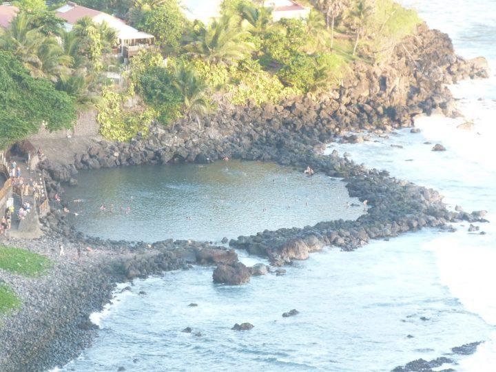 La baigne à la Réunion est possible en de nombreux lieux