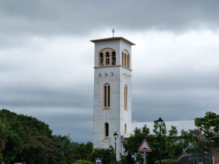 La localisation de la ville de Saint-Pierre à la Réunion